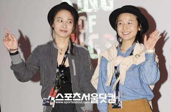 [SS포토]칸이야? 충무로야?…한국 영화인들의 잠못이루는 밤