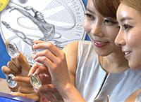 [TF영상] '2014 인천아시아경기대회', 최초 공개된 '기념주화'