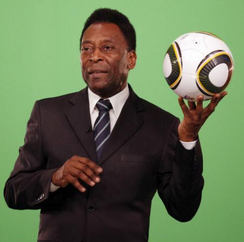 20세기 최고의 축구선수이자 프로 통산 1363경기에서 1281골을 터뜨린 축구의 신이라 불리는 펠레(Pele)