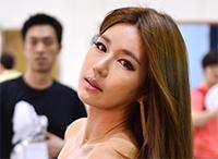 [비하인드30] '2014 서울오토살롱' 레이싱모델, 그녀들의