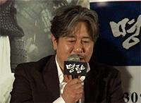 [TF영상] '명량' 최민식-류승룡-조진웅이 밝히는 '촬영 소감'