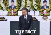 [TF포토] 굳은 표정의 정종섭 안전행정부 장관
