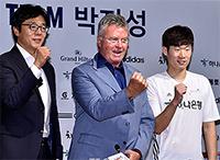 [TF영상] 'K리그 올스타전' 박지성,