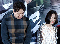 [TF영상] '해무' 박유천-한예리, '슬픈 베드신? 살기 위해서 아니었을까?'