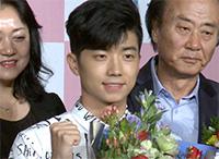 [TF영상] 'K-POP 엑스포' 2PM, '아시안게임 맞춰 홍보대사 뽑혔어요!'