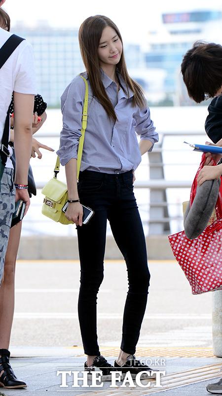 Photos 140802 Girls 39 Generation Airport Photos Korea Hong Kong Kpop World