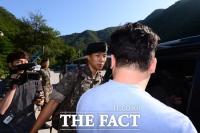 [TF포토] 군복무 마친 가수 상추
