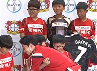 [비하인드30] '우상 손흥민'을 만난 동해 FC 꿈나무들, MC 질문에 '화들짝!'