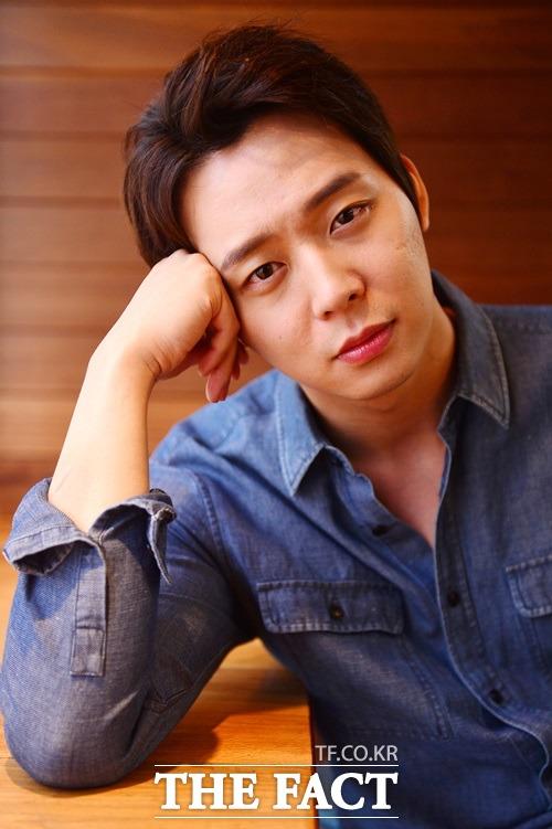 박유천은 시나리오가 좋아야 작품에 눈길이 간다고 말한다./남윤호 기자