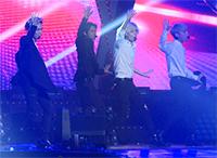 [TF영상] '기브콘 페스티벌' 샤이니, 천 명의 환호 속 '무대 장악!'