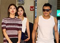 [TF영상] '타짜-신의 손' 탑 응원하러 YG-JYP-JYJ가 뭉쳤다!