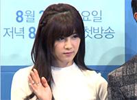 [TF영상] '아홉수 소년' 에이핑크 박초롱, '가장 응원해준 멤버는 정은지'