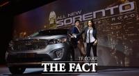 [TF포토] 올 뉴 쏘렌토, '월 평균 5천대 목표… 국내외 27만대 판매 목표중'