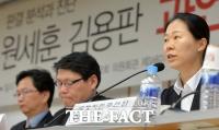 [TF포토] 뗄 수 없는 원세훈-김용판, 그리고 권은희