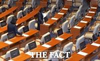 [TF포토] 국회 본회의, '빈자리만 가득'