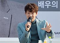 [BIFF영상] '오픈토크' 박유천,