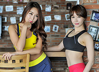 [김다온의 보디보디②] '전사 자세'로 '하체 군살 태워버리기'