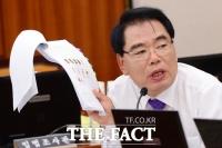 [TF포토] 질의하는 백재현 새정치민주연합 의원