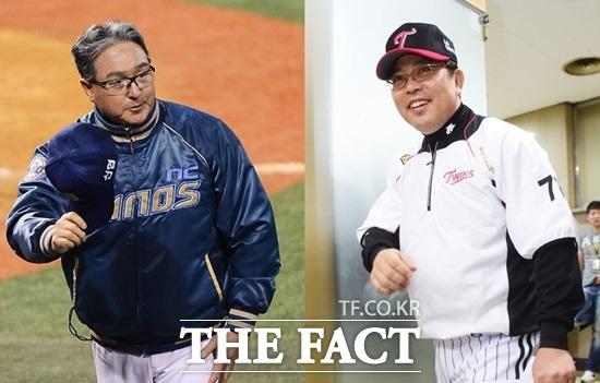 한국야구위원회가 18일 2014 한국야쿠르트 세븐 프로야구 준플레이오프전에 나서는 LG와 NC의 감독, 코칭 스태프를 포함해 선수단 명단 각각 36명을 18일 공개했다. / 배정한 기자