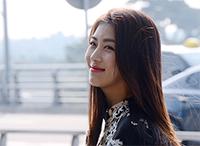 [TF영상] '대만 팬미팅' 하지원, '앞트임 치마로 멋내며 출국!'