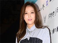 [TF영상] '2015 SFW' 안혜경, '어딘가 달라진 얼굴?'