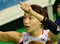 [최고의 순간] '월드★' 김연경, 한국에서 올림픽까지…'세계 배구 점령기'