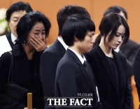 [TF포토] 오열하는 김부선