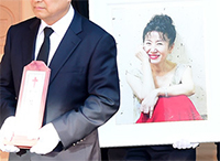 [TF영상] '발인' 故 김자옥, '소녀같은 마음 안고 하늘로'