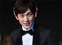 [TF영상] '대종상영화제' 박유천-임시완-김우빈-최진혁, '누가 제일 빨개요?'