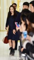 [TF포토] 송지효, '엄청난 플래시 세례에 깜짝!'