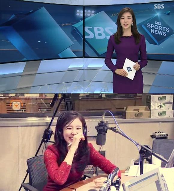 장예원 아나운서는 어리지만 똑부러지는 성격과 프로다운 면모로 시청자들에게 사랑 받는 방송인으로 성장하고 있다. /SBS 방송·라디오 화면 캡처