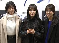 [TF영상] '국화꽃향기' 스피카, '뮤지컬 응원왔어요~'