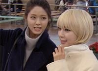 [TF영상] '2014 MAMA' AOA, '출국길도 사뿐사뿐하게~'