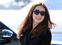 [TF영상] 'MAMA' 최지우-권상우, 출국도 '드라마처럼'