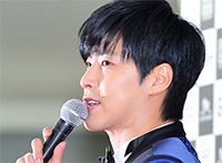 [TF영상] 'TVXQ!' 유노윤호,
