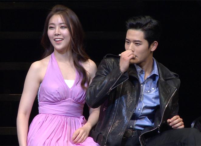 [TF영상] '올슉업' 김동준, '키스의 정석을 보여주다'