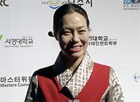 [TF영상] '2014 색동' 목은정 디자이너,