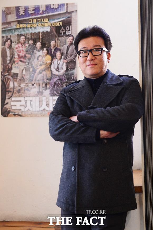 영화 국제시장을 연출한 윤제균 감독./남윤호 기자