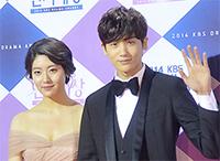 [TF영상] 'KBS 연기대상' 박형식-남지현, '베스트 커플상 주인공 되나?'