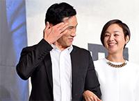 [TF영상] 유오성, '스파이'에서 배종옥 다시 만나 '행복'