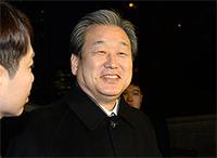 [TF영상] '김상민♥김경란 결혼' 김무성-이완구-이인제 등 여당 주요 인사 참석