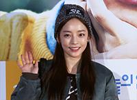 [TF영상] '오늘의 연애' 구하라-최희, '영화 대박나세요~'