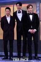 [TF포토] 유해진-차승원-장근석, '어촌으로 간 세남자!'