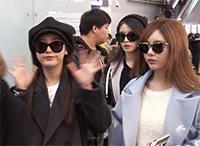 [TF영상] '팬미팅' 티아라, '베트남 팬들 만나러 떠나요'