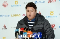 [TF포토] '코리안 몬스터' 류현진, '2015 시즌도 열심히'