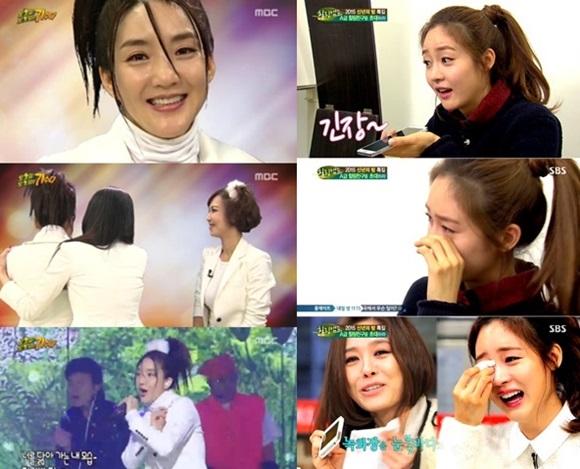 S.E.S와 핑클은 최근 무한도전-토토가와 힐링캠프에 출연해 팬들을 반갑게 했다. /MBC, SBS 방송 화면 캡처
