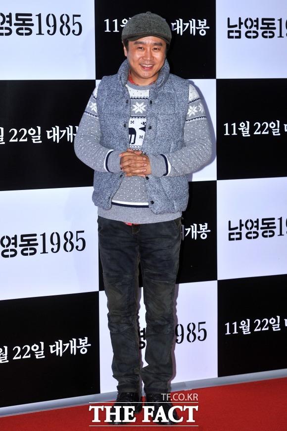 배우 이광기가 징비록에서 조선을 침략한 일본 장수 고니시 유키나가 역을 맡는다. /더팩트DB