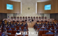 [TF포토] 대법원, 이석기 '내란 음모'는 무죄...