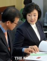 [TF포토] '오픈프라이머리' 놓고 머리 맞댄 원혜영-박영선