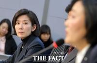 [TF포토] 박영선 바라보는 나경원
